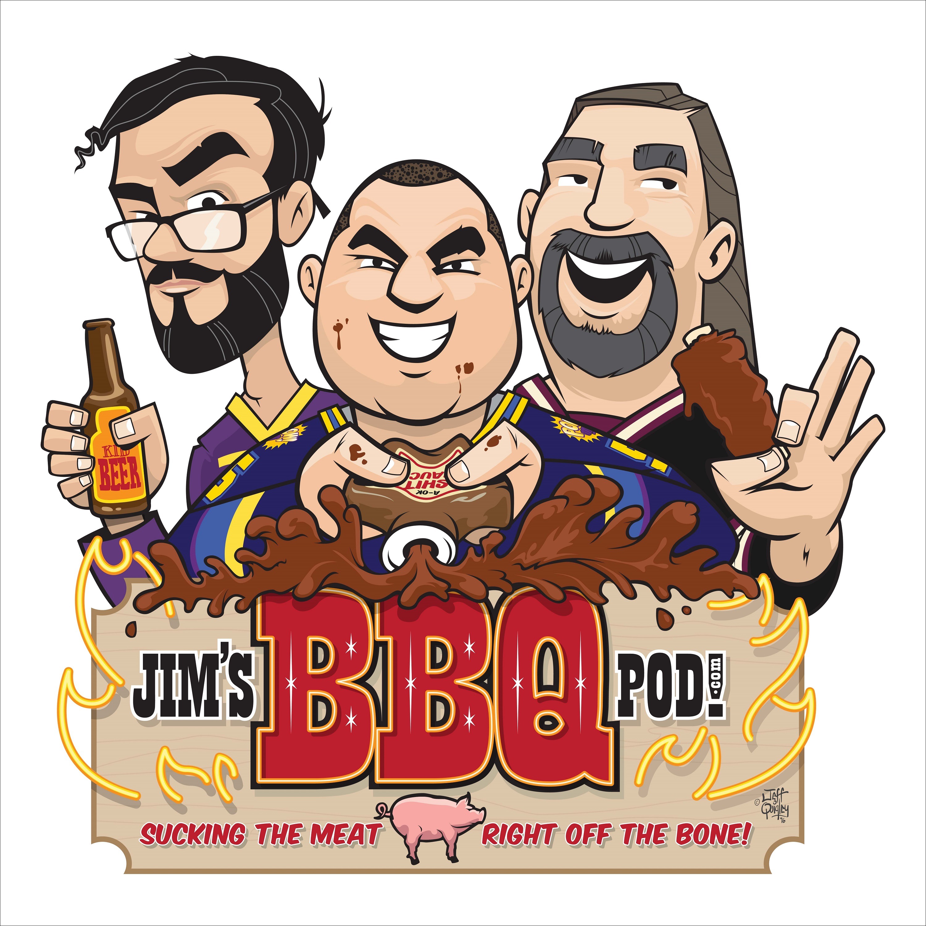 Jim's BBQ Podcast